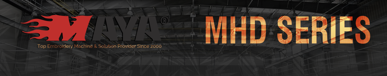 Промислова вишивальна машина Maya MHD-60624