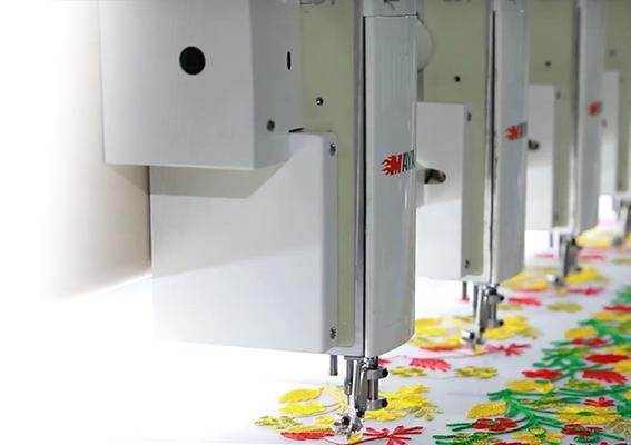 Система вишивки шеніль Maya