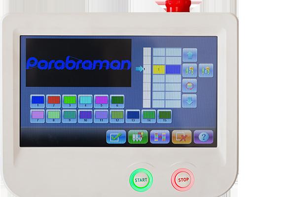 Автоматична зміна кольору Parabraman