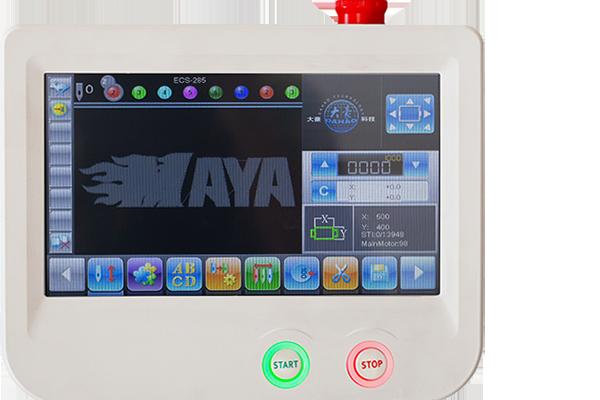 Панель керування Maya