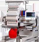 Новинка! Промышленные вышивальные машины Parabraman