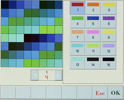 Робота з кольорами Fortever