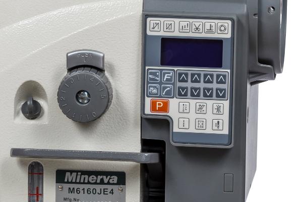 Панель керування Minerva