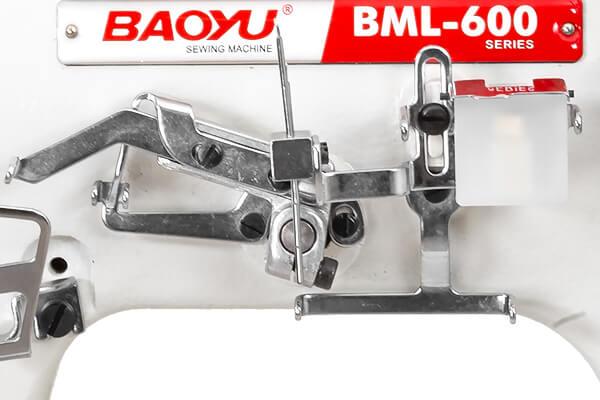 Лубрікація ниток Baoyu BML-600D-35ZD/UT