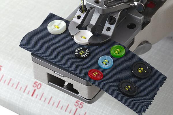 Пришивание пуговиц Baoyu BML-373D