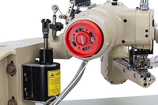 Встроенный сервопривод BML-740-02-G2