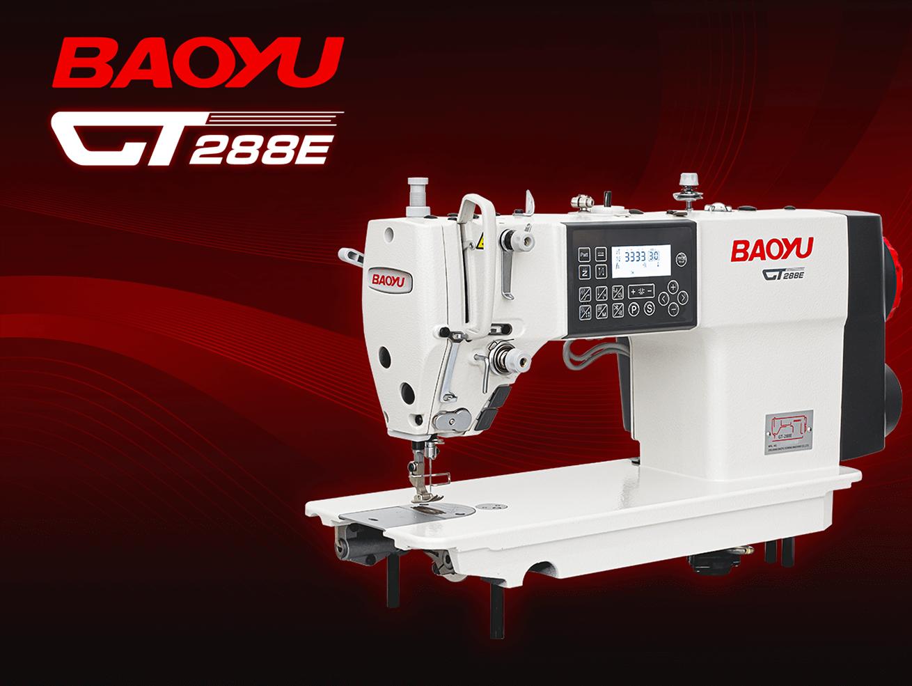 Компьютерная швейная машина Baoyu GT-288E