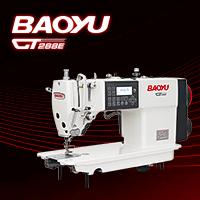 Baoyu GT-288E - современный стандарт цифровых швейных машин