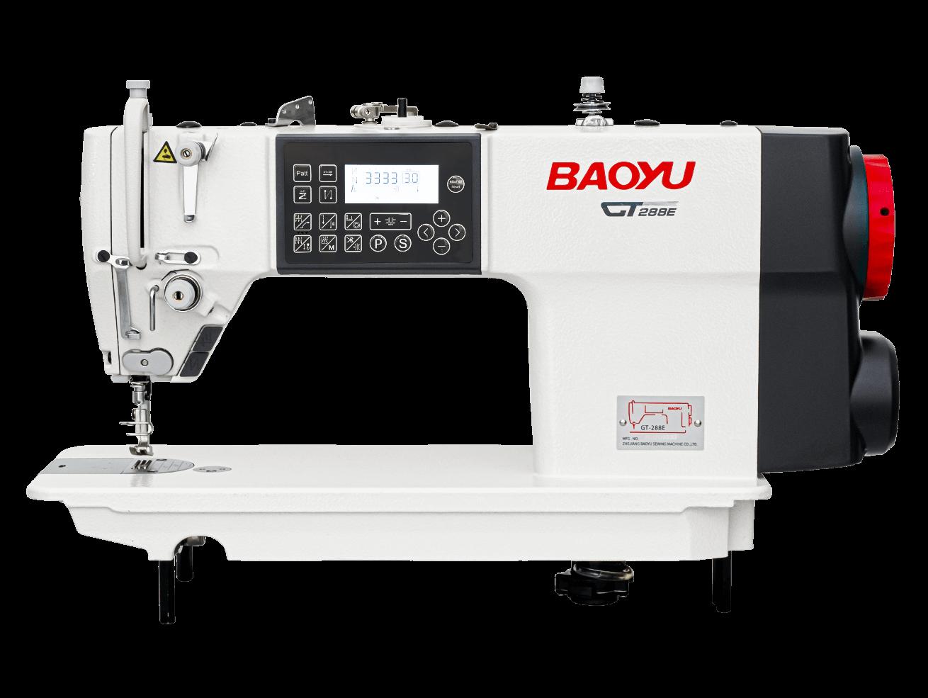 Классификация швейных машин Baoyu GT-288E