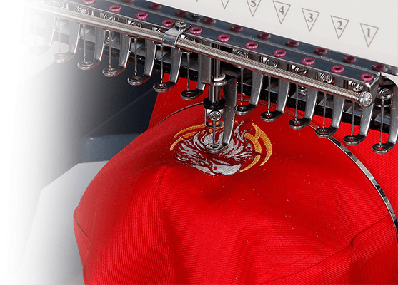 Вышивка на головных уборах Fortever