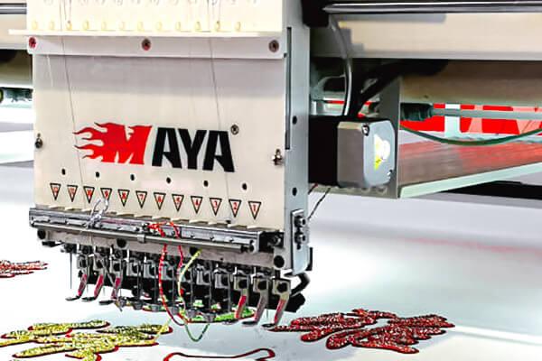 Притиск лапки Maya