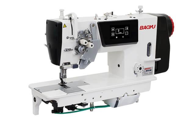 Двухигольная швейная машина Baoyu GT-875