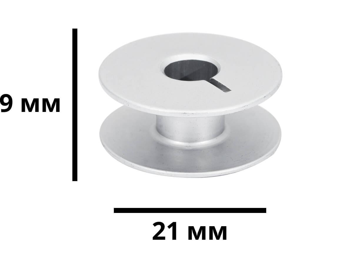 Snyter 55623A – алюминиевая шпуля