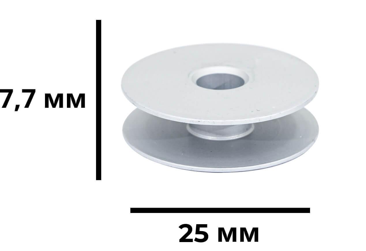 Snyter 761 – алюмінієва шпуля